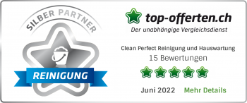 top-offerten.ch Putzfirmen-Vergleichsportal
