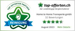 top-offerten.ch Vergleichsportal rund um die Wohnungsreinigung