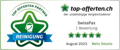 top-offerten.ch Partnerlabel