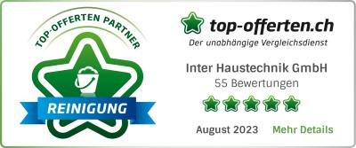 top-offerten Partnerlabel Putzinstitute-Vergleichsportal
